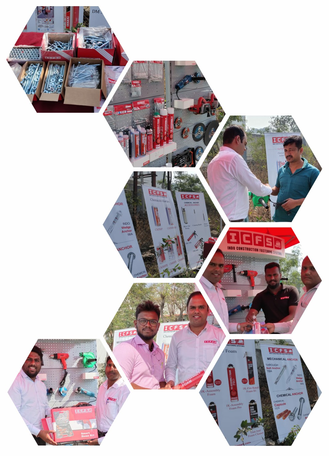 ICFS product campaign @ PUNE