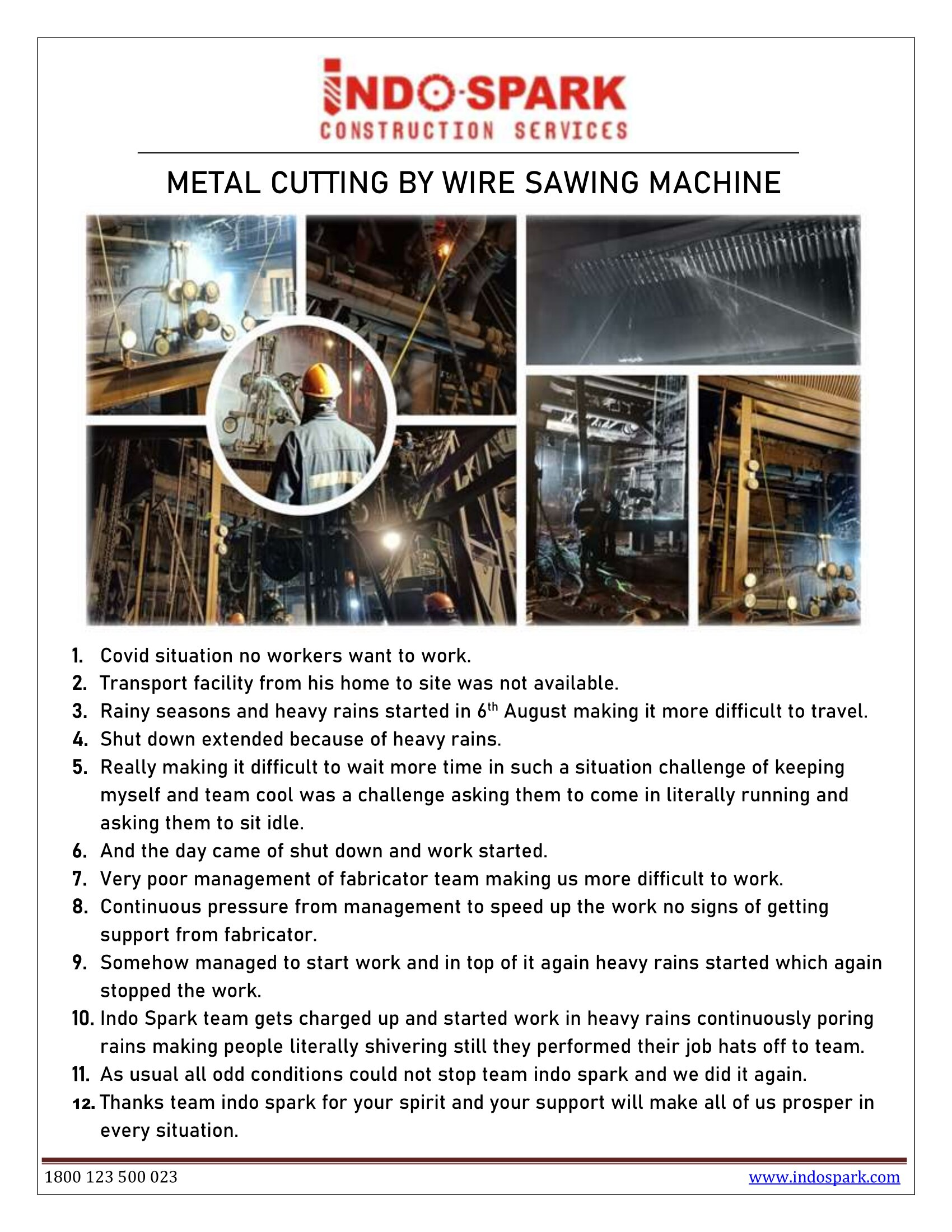 METAL CUTTING BY WIRE SAWING MACHINE_082020